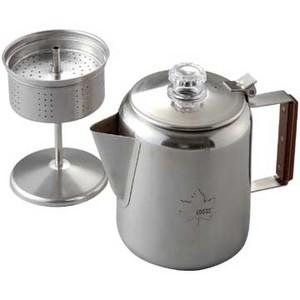 《台南悠活運動家》LOGOS 日本 不鏽鋼咖啡壺(6杯) 81210300