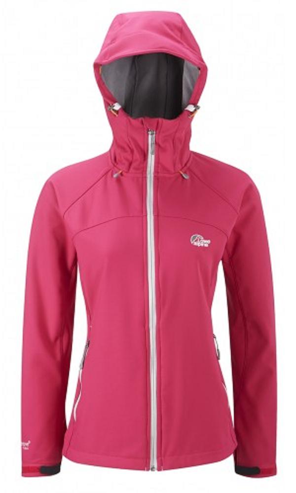 《台南悠活運動家》 LOWE ALPINE 英國 HELIOS 女款 軟殼刷毛保暖外套 GFS36
