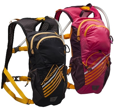 《台南悠活運動家》NATHAN 美國 二鐵專用水袋背包 2L NA5033
