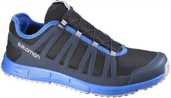 《台南悠活運動家》 SALOMON 法國 透氣輕量健行鞋 328101