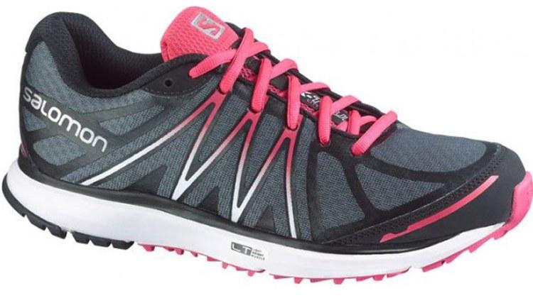 《台南悠活運動家》SALOMON 法國 X-TOUR 女款 戶外健行跑鞋 366730