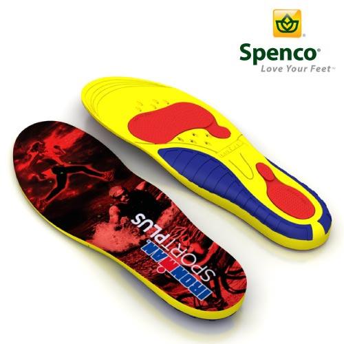 《台南悠活運動家》SPENCO 美國 三鐵運動鞋墊 SP404770