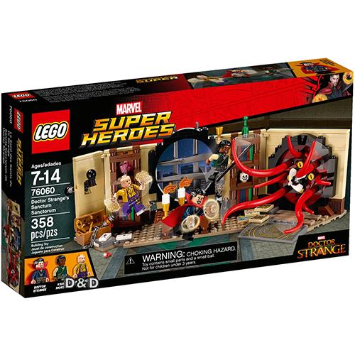 樂高積木LEGO《 LT76060 》SUPER HEROES 超級英雄系列 - 奇異博士的書房