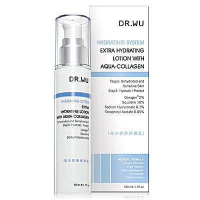 Dr. Wu 海洋膠原保濕乳(50ml) 達爾膚