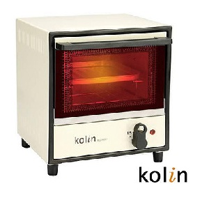 歌林時尚電烤箱(5公升)(型號:BO-R051) 素晴館