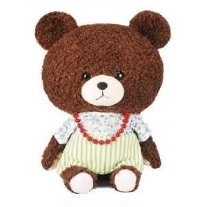 小熊學校傑琪娃娃 35cm 素晴館