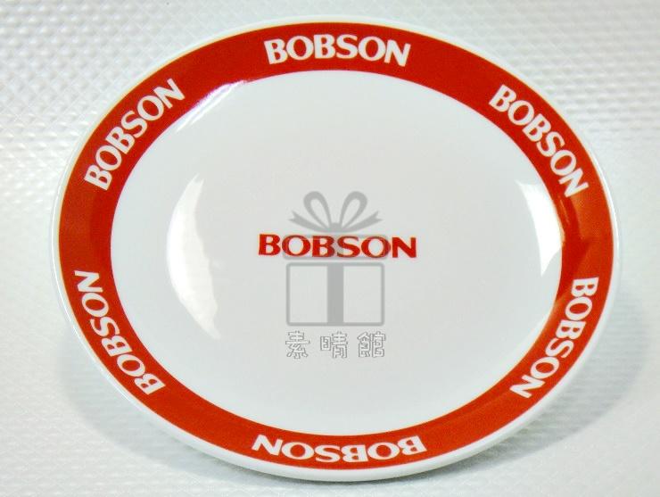 夢時代-BOBSON限定瓷盤2入 素晴館