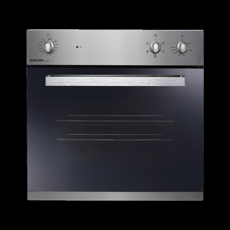 (櫻花)嵌入式電烤箱-E6670