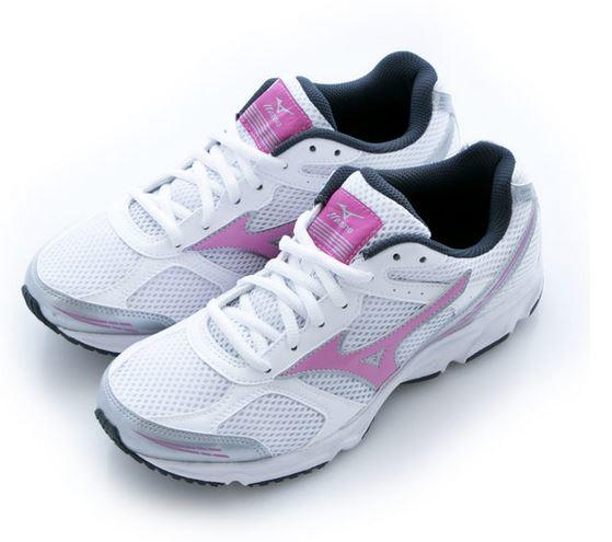 [陽光樂活] MIZUNO 美津濃 女慢跑鞋 MAXIMIZER 17 寬楦 K1GA150165 平價入門款