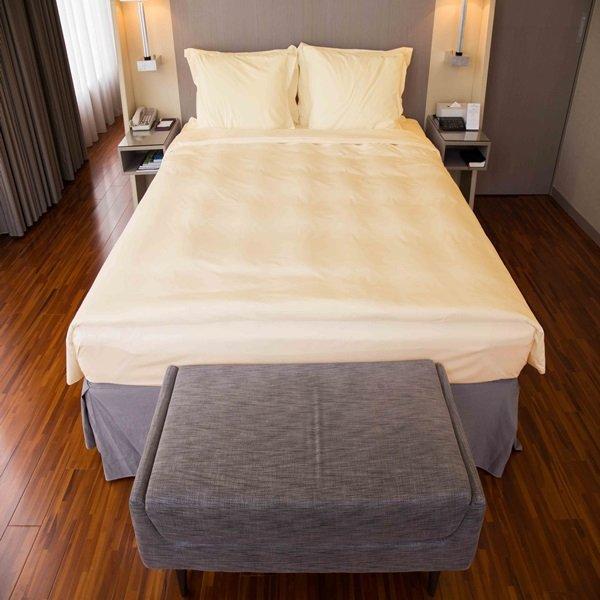 【五星飯店訂製款】 床包-6x6.2尺 1入