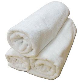 【五星級飯店訂製款-BS0882】雅緻純白浴巾525g 1入