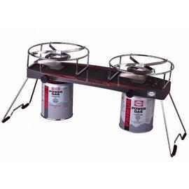 【【蘋果戶外】】Primus 229095 Njord 雙口瓦斯爐 快速爐 高山爐 1800g 輕巧 節省空間 露營/野炊