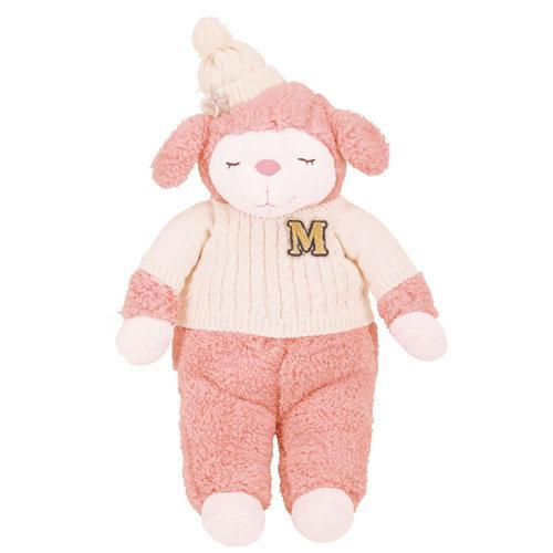 日本代購預購 羊年 睡睡羊 小綿羊 羊咩咩 蓬鬆舒適抱枕玩偶娃娃M號 高50cm 876-565 31