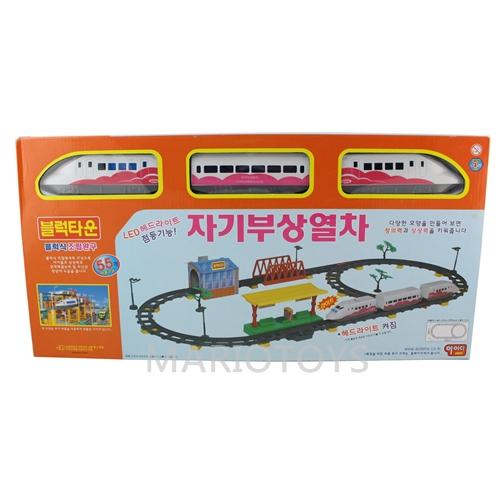 【瑪琍歐玩具】韓國磁浮列車軌道車