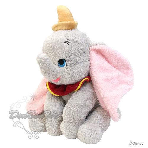 小飛象玩偶絨毛娃娃M號丹寶078858海渡