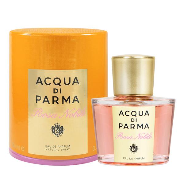 Acqua di Parma 帕爾瑪之水 高貴玫瑰女性淡香精 100ml Rosa Nobile EDP - WBK SHOP