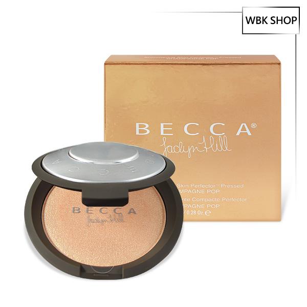 Becca x Jaclyn Hill 聯名無瑕光燦提亮餅 (Champagne POP) 8g - WBK SHOP