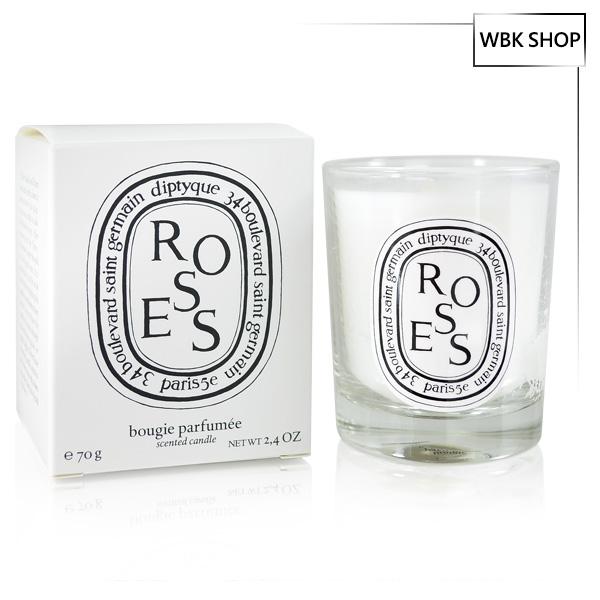 Diptyque 玫瑰 香氛蠟燭 70g Candle Rose - WBK SHOP