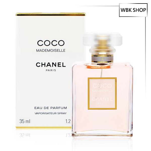 CHANEL 香奈兒 摩登COCO(白) 淡香精 35ml - WBK SHOP