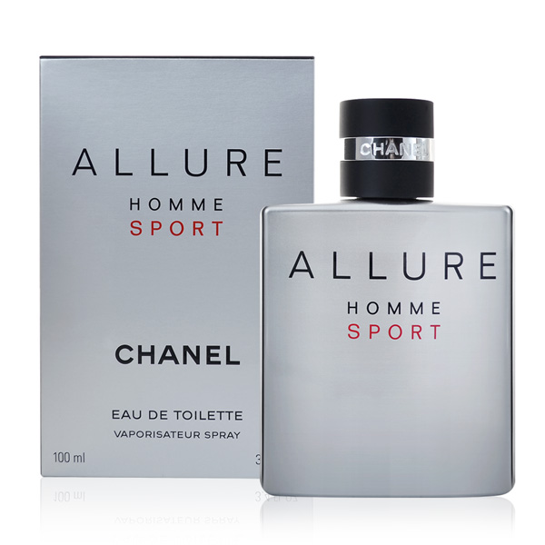 CHANEL 香奈兒 男性運動香水 淡香水 100ml Allure Homme Sport - WBK SHOP