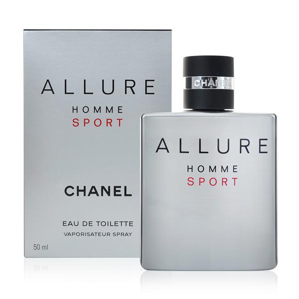 CHANEL 香奈兒 男性運動香水 淡香水 50ml Allure Homme Sport - WBK SHOP