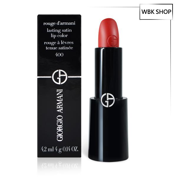 Giorgio Armani 亞曼尼 奢華美唇訂製唇膏 4g (多色可選) - WBK SHOP