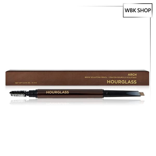 Hourglass 造型眉筆附刷頭 0.4g Arch Brow Sculpting Pencil(多色可選) - WBK SHOP