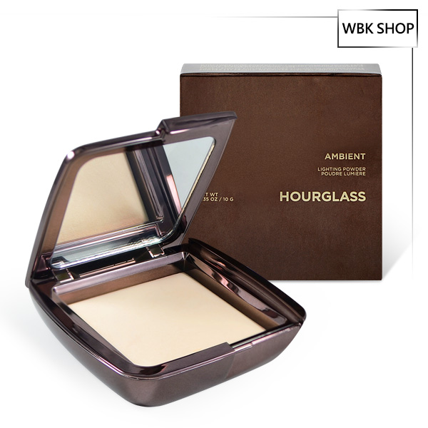 Hourglass 亮光蜜粉餅 10g - #Diffused Light (Ambient Lighting Powder) - WBK SHOP