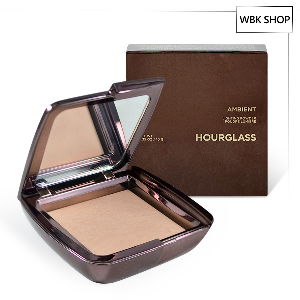 Hourglass 亮光蜜粉餅 10g - #Radiant Light (Ambient Lighting Powder) - WBK SHOP