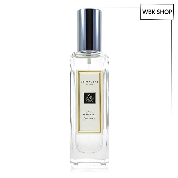 Jo Malone 羅勒與橙花純露 中性香水 30ml(含外盒、緞帶、提袋) - WBK SHOP