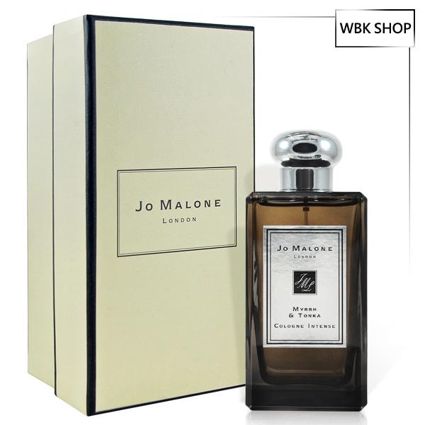 Jo Malone 沒藥與零陵香 芳醇古龍水 (黑瓶) (含外盒、緞帶、提袋) - WBK SHOP