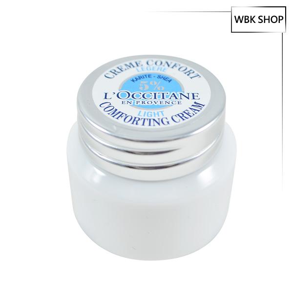 L'OCCITANE 歐舒丹 乳油木保濕凝霜 8ml Comforting Cream - WBK SHOP