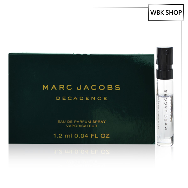Marc Jacobs 不羈女郎 女性淡香精 針管小香 1.2ml - WBK SHOP
