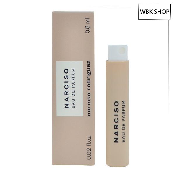 Narciso Rodriguez 同名經典女香淡香精 針管小香 0.8ml - WBK SHOP