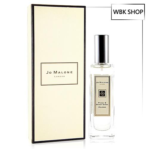 Jo Malone 牡丹與胭紅麂絨 女性香水 30ml (含外盒、緞帶、提袋) - WBK SHOP
