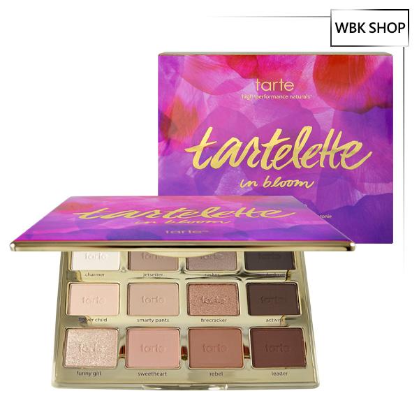 Tarte 12色眼影盤 1.5gx12 Tartelette in Bloom Clay Palette - WBK SHOP