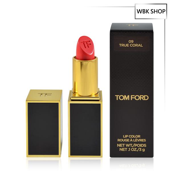 Tom Ford 唇膏口紅 3g Lip Color (多色可選) - WBK SHOP