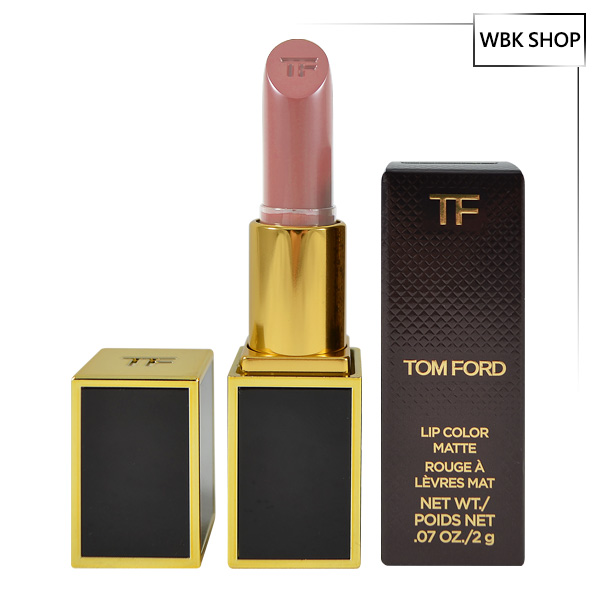 Tom Ford 霧面迷你唇膏口紅 #27 Evan 2g Lips & Boys Lip Color Matte - WBK SHOP