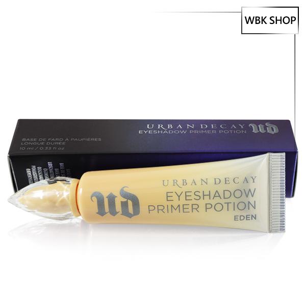 Urban Decay 眼部打底膏 修飾粉 10ml Eyeshadow Primer Potion (Eden) - WBK SHOP