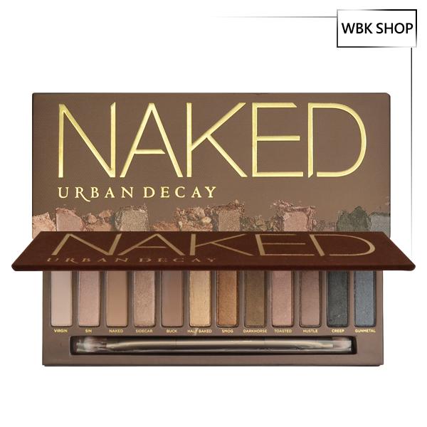 Urban Decay Naked 1 大地色系眼影盤 12色 - WBK SHOP
