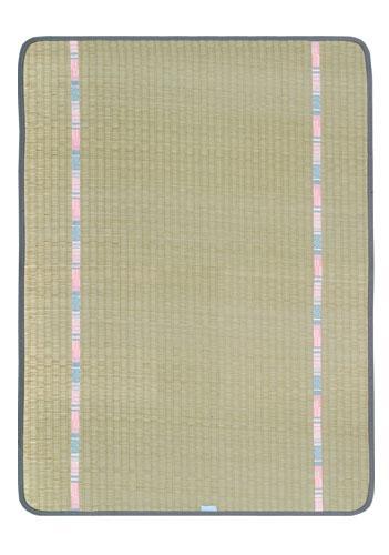 拉孚兒 天然草編涼涼墊 - 嬰兒遊戲床適用 共兩色