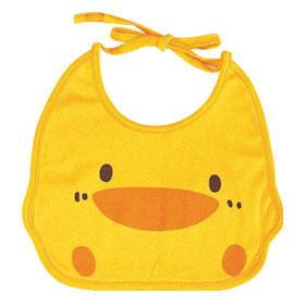 黃色小鴨 造型圍兜