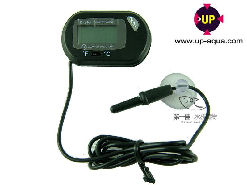 [第一佳水族寵物] 台灣雅柏UP 電子式溫度計 [(攝氏/華氏)雙顯示]