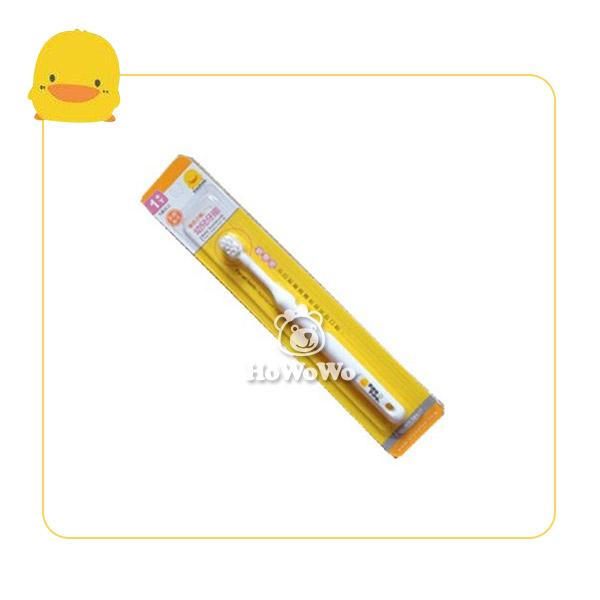 PiyoPiyo黃色小鴨 嬰幼兒牙刷83171