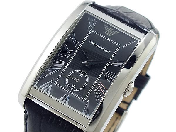 雅痞男子EMPORIO ARMAN亞曼尼 特殊方形石英腕錶 簡潔設計感七天預購+現貨
