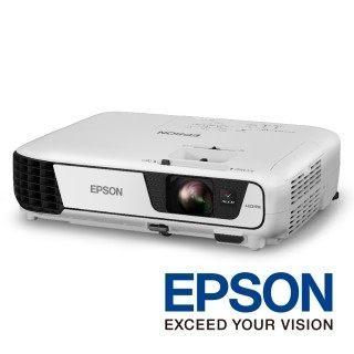 EPSON  EB-X31 多媒體/商用/3200流明XGA/1024x768解析度/15000:1高對比/3LCD投影技術