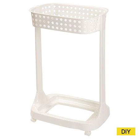 洗衣籃架 2層 LARA(不含下方洗衣籃)