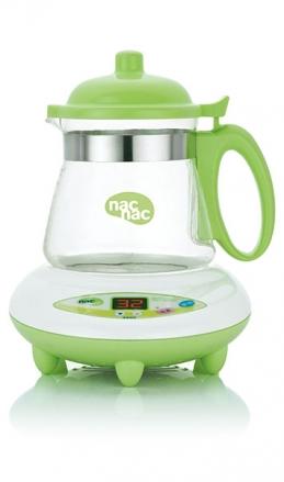 『121婦嬰用品館』nac 微電腦溫煮兩用調乳器TM-602H