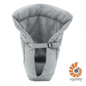 ★衛立兒生活館★美國Ergobaby 貼心嬰兒護墊-灰色