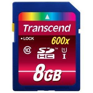 *╯新風尚潮流╭*創見 SDHC記憶卡 8G 8GB C10 UHS-I U1 600x TS8GSDHC10U1